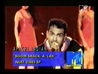 09. Apache Indian. Boom Shack-A-Lack (1995)