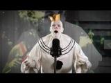 Грустный клоун спел легендарную песню Where Is My Mind - Pixies cover - Therapy Session