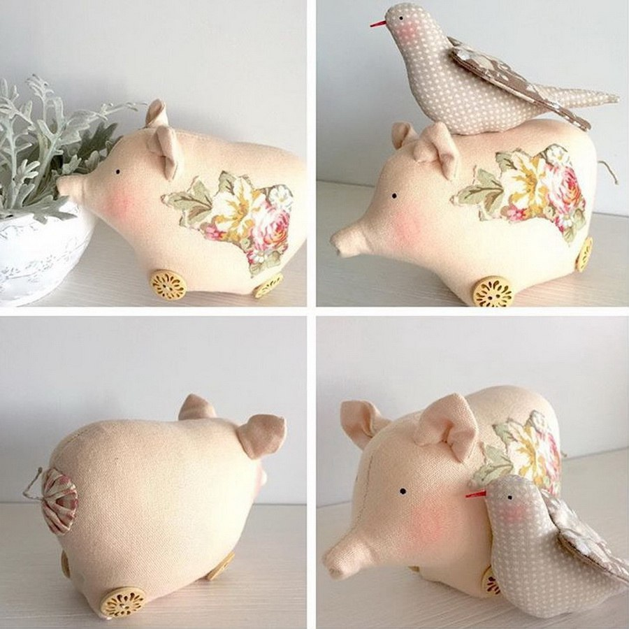 тильда свинка
