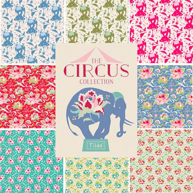 тильда цирк