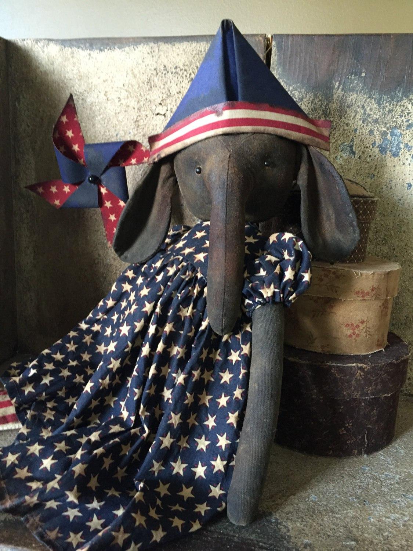игрушка слон из дества