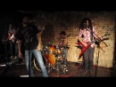 Stolen Jam band - Midnight blues (in Borodach, Msk, 14.01.2014)