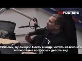 Соловьев сравнил Дудя с кокаинщиком в ответ на обвинения в пропаганде