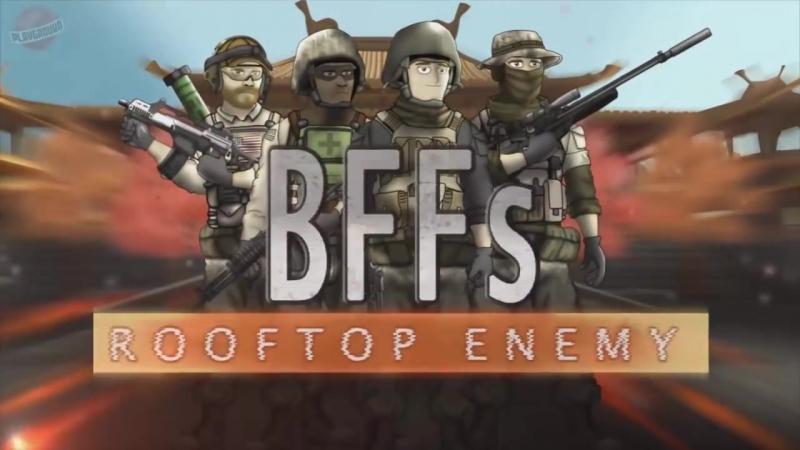 Друзья по Battlefield - Весь 6 сезон - Battlefield Friends
