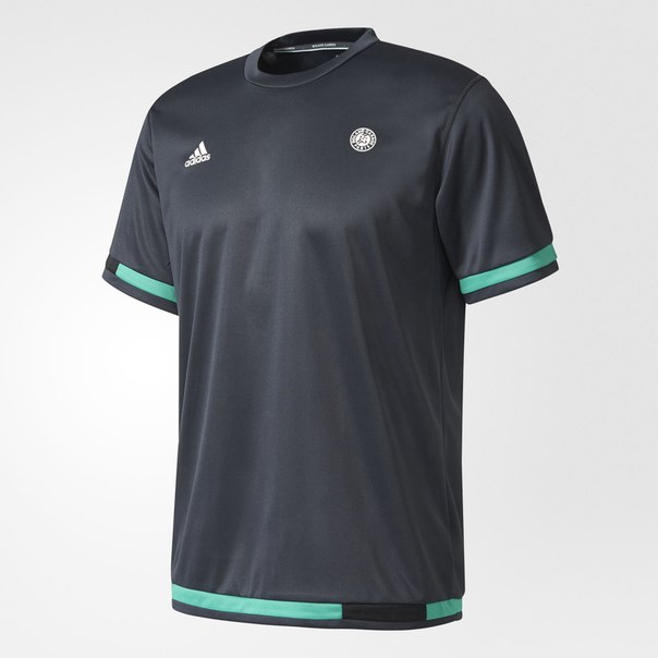 Футболка для тенниса Roland Garros