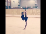 Александра Солдатова / Instagram @anna_dyachenko_team / 1.09.17