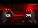 Композитор Mick Gordon исполняет в живую саундтрек к игре DOOM (The Game Awards 2016)