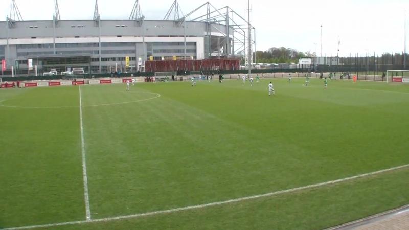 Santader cup 2017 Borussia Mönchengladbach 2004 FC Kopenhagen 2004 22 04 2017