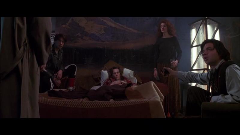 Коматозники (1990) HD Кифер Сазерленд, Джулия Робертс, Кевин Бейкон