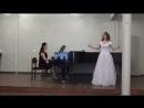Дж.Верди Ария Джильды из оперы Риголетто. Черкасова Дарья