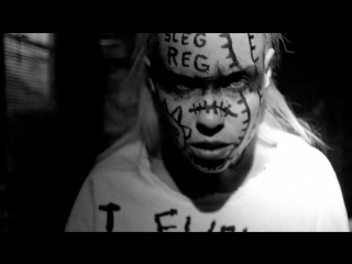 Die antwoord - fat faded fuck face (official video)