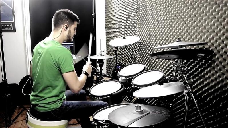 Twenty One Pilots - Lane Boy - Drum cover By Adrien Drums