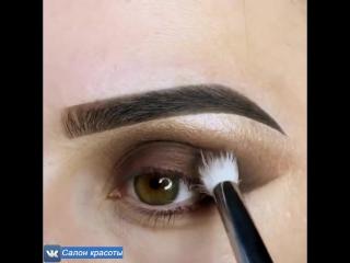 3 способа сделать эффектные smoky eyes