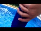 JВL CHАRGE2+ тест водонепроницаемости
