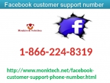 Remove agony of all your issues via Facebook support 1-866-224-8319