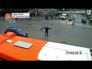 В Калининграде задержали лжерегулировщика с пивком