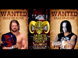 WWR Vampiro Vs AJ Styles(c) Sadistic Madness Match For RCW Championship