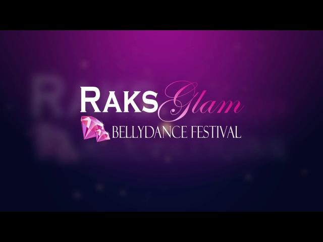 NEW Yana Kruppa - Baladi on the RaksGlamFestival2017 in Poland