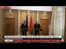 Спільна заява Президентів України та Білорусі