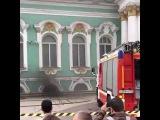 Пожар в Эрмитаже