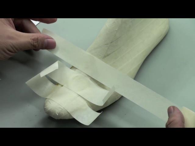 Часть 2. Моделирование обуви, построение шаблона и развертки