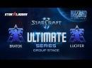 Ultimate Series: BratOK (T) vs Lucifer (T)