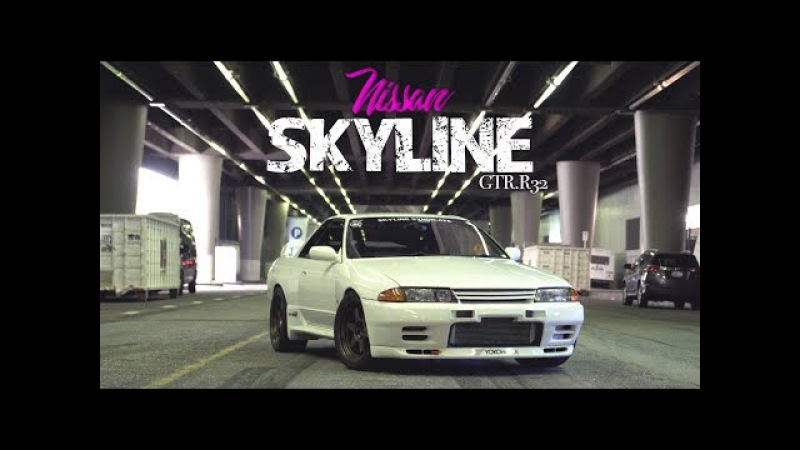 Downshift: Nissan Skyline GTR R32 4K Ultra HD