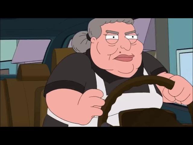 Natalia ~The Belarusian Nanny - Family Guy [2017] - В Гриффинах вышла серия про белорусскую няню