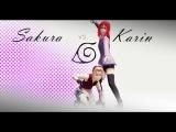 Sakura VS. Karin