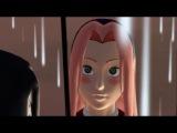 MMD NARUTO Sasuke &amp Sakura - Umbrella Scene