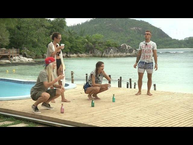 Дом 2 Остров любви, 1 сезон, 254 серия (26.06.2017)