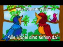 🎵 Alle Vögel sind schon da Kinderlieder deutsch Frühlingslied muenchenmedia