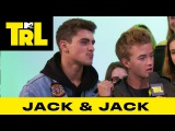 Jack Johnson Reveals How He Saved Jack Gilinsky's Life   TRL Weekdays at 4pm
