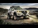 Кампанія Nissan днямі паказала ўнікальны кросовер Rogue Trail Warrior Project < Белсат>