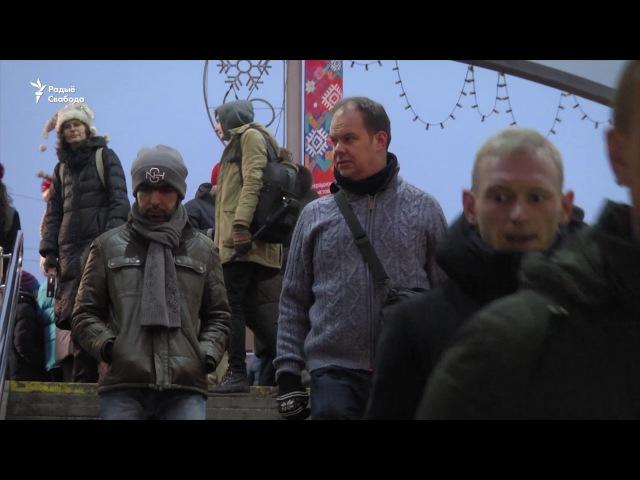 ВІДЭА Дзяды-маразы на інвалідных вазках ў Менску РадыёСвабода