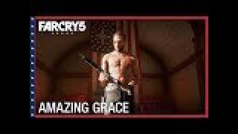 Far Cry 5: E3 2017 Official Amazing Grace Trailer| Ubisoft [US]