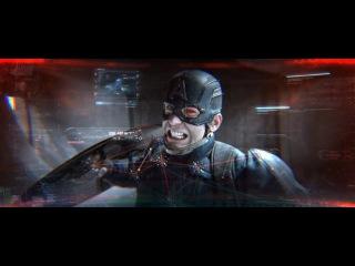 Captain America Civil War / GFX Reel