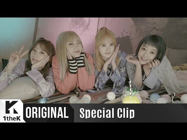 [Special Clip] EXID(이엑스아이디) _ Night Rather Than Day(낮보다는 밤) кфк