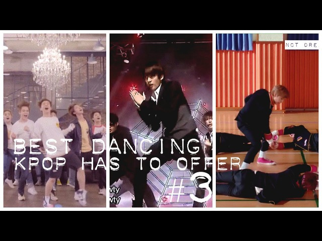 Best Dancing KPop Has To Offer | Boy Groups 3