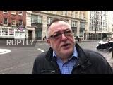 Великобритания: «Наши флаги находятся на половине мачты, но Лондон все еще движется», - местные жители реагируют на атаку Вестминстера.