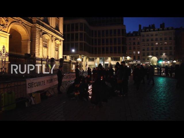 Франция: Лионская Китайская община «требует безопасности для всех» после полицейской стрельбы Ли Шаою.
