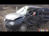 Авария на перекрестке Богдановича
