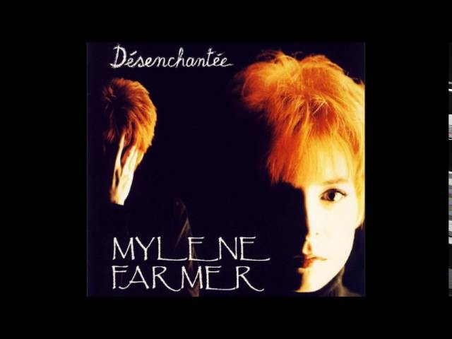 Désenchantée (version instrumentale) - Mylène Farmer (1991)