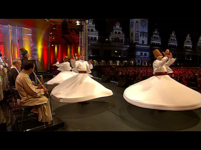 Ensemble Al Kindi The Whirling Dervishes of Damascus trad arab music