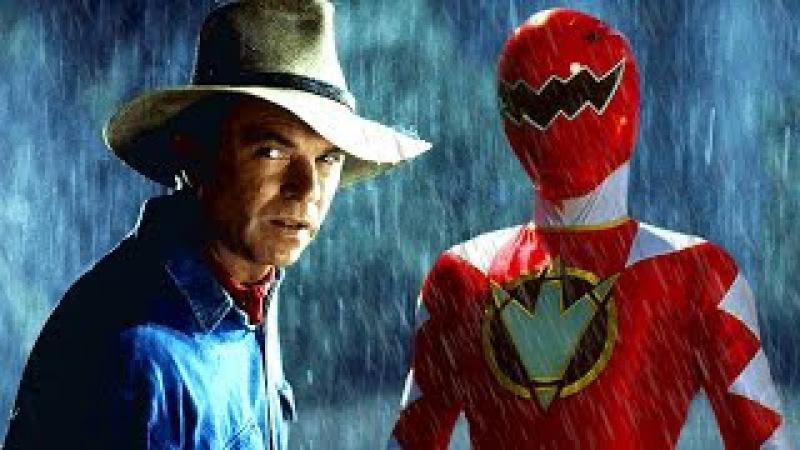 Jurassic Park (Power Rangers: Dino Thunder Style!)