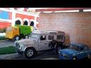 ✔Мусоровоз.Видео для детей 3 лет и мультики про машинки . Развивающие видео для детей от 3 лет. №93✔