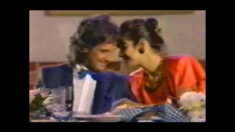 ROBERTO CARLOS - SÍMBOLO SEXUAL (Vídeo-Clip Part. Atriz Luíza Brunet 1985) - 4k