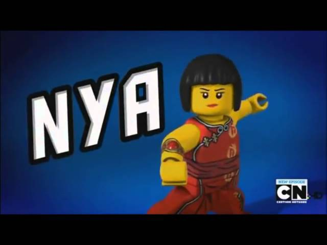 Лего ниндзя го все заставки /lego ninjago