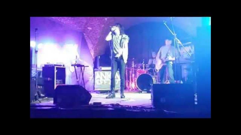 Anion Effect - Talviyö (The Dark Forest) (Live 02.11.2017)