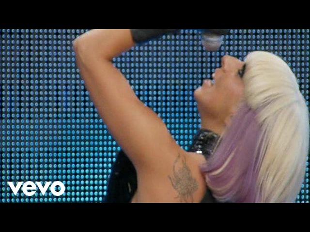 Lady Gaga - Paparazzi (AOL Sessions)
